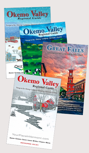 Vermont Guidebook Design