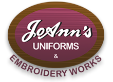 JoAnn's Uniforms Logo
