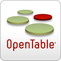 Mobile Apps - OpenTable Integration